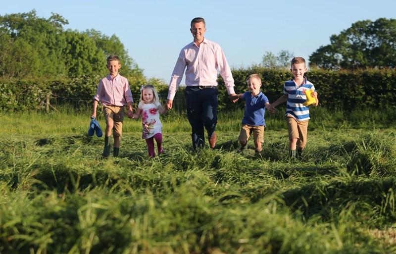 OPEN FARM WEEKEND 2016